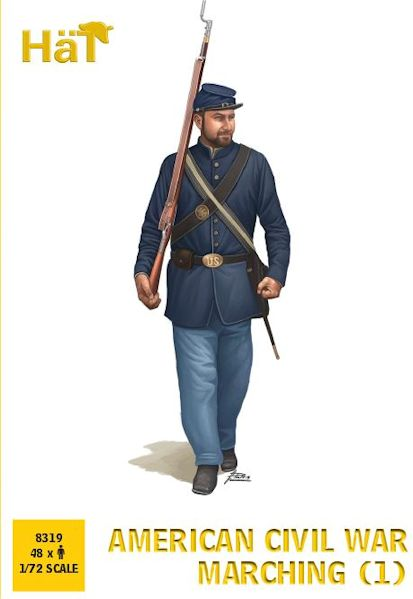 HAT 8319 American Civil War Marching (1)